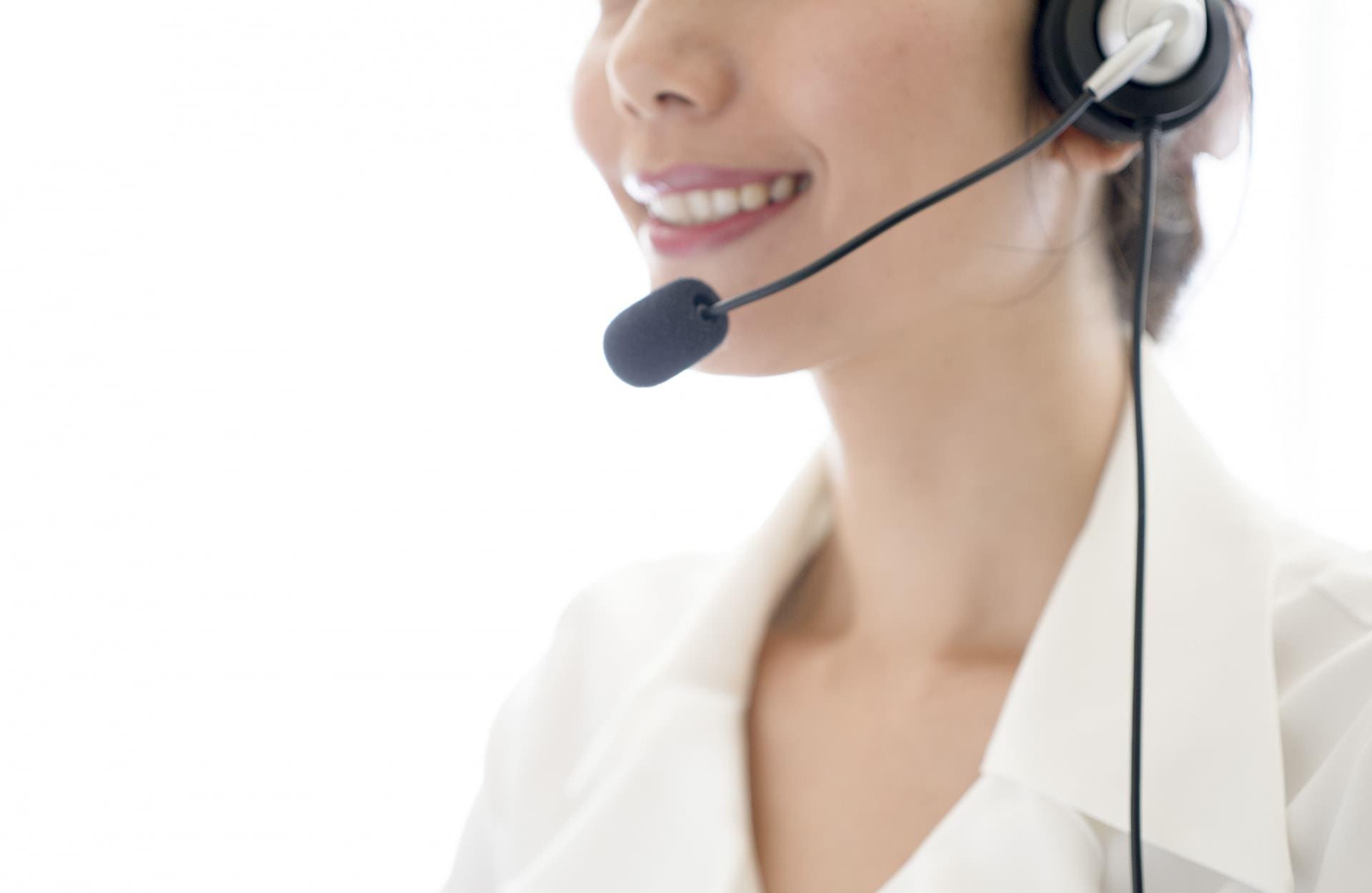 電話で先方の声が聞き取りにくい時のコールセンターの対応策を教えます