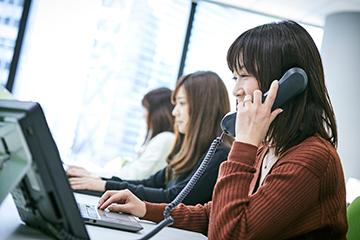 6月15日スタート 高時給 オシャレなオフィス 楽天グループ電話メール対応