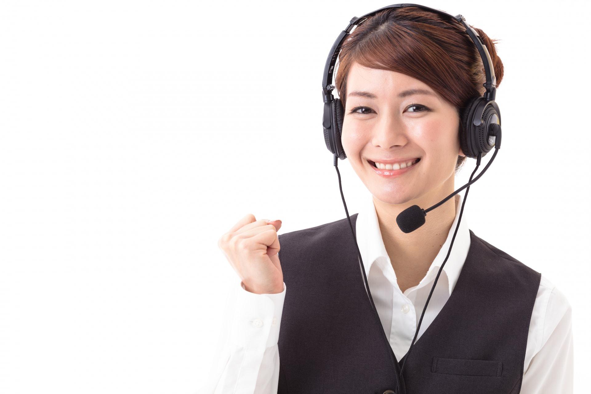 高いコミュニケーション能力が身につく仕事!コールセンターのオペレーター