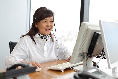 日新火災の代理店向けシステムサポートの受信窓口