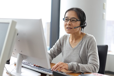 扶養内 週3OK 国内大手生保コールセンターでの資料送付受付