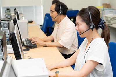週3日からOK クレジットカード会社のコールセンター受信業務