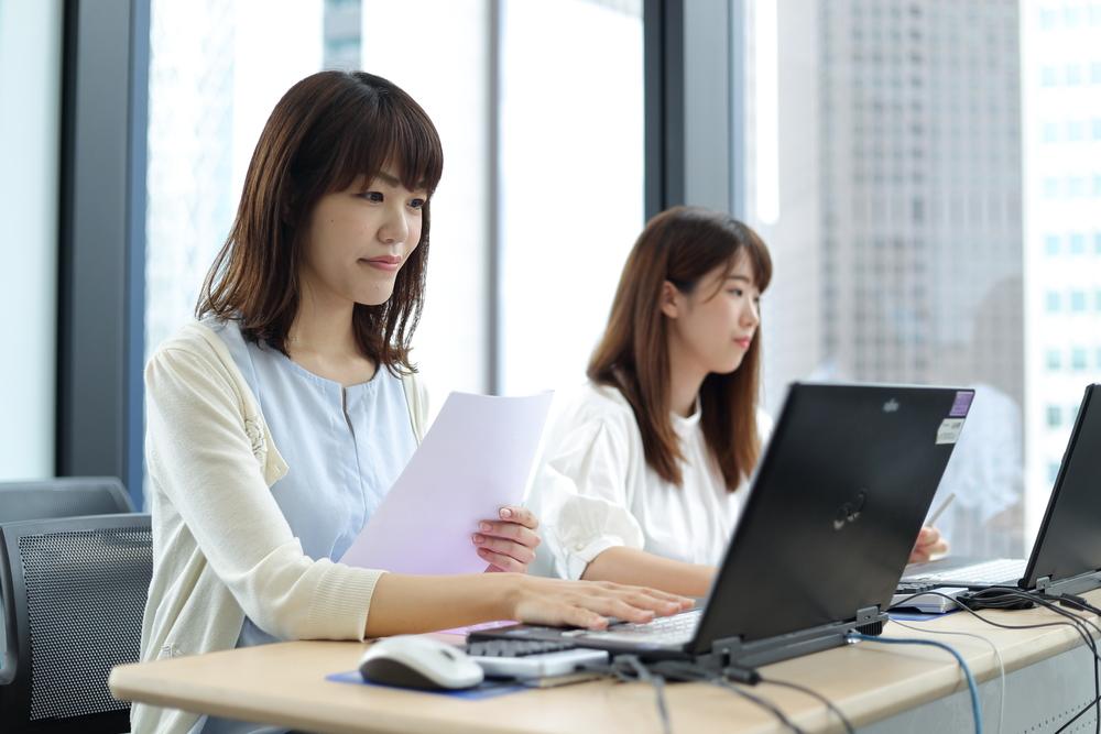 進学塾でのフロント業務や資料作成、発送等 管理者(SV候補)