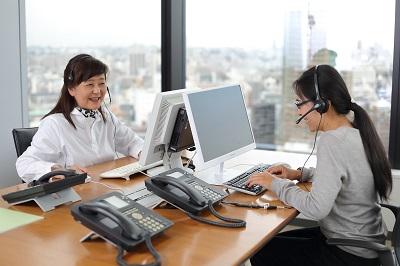 平日17時迄 時短応相談 国内大手生保の代表電話取次ぎ業務