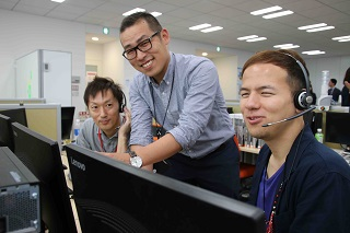 幅広い年代の方活躍中 はがき作成ソフトのサポート窓口業務(受信) 札幌FM21095