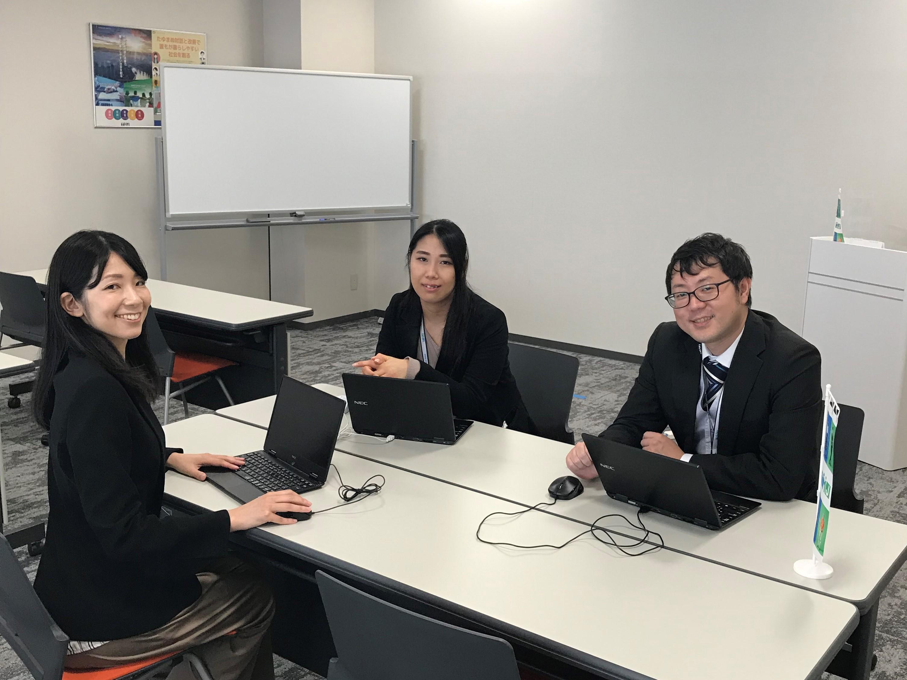 北九州で正社員 英語力活かすオフィスワーク