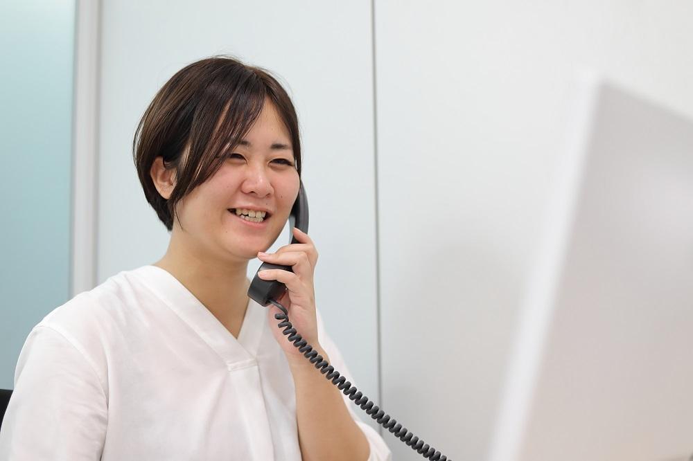 週3日から可 14時までの時短 国内大手生保コールセンターのご契約者様対応 受信