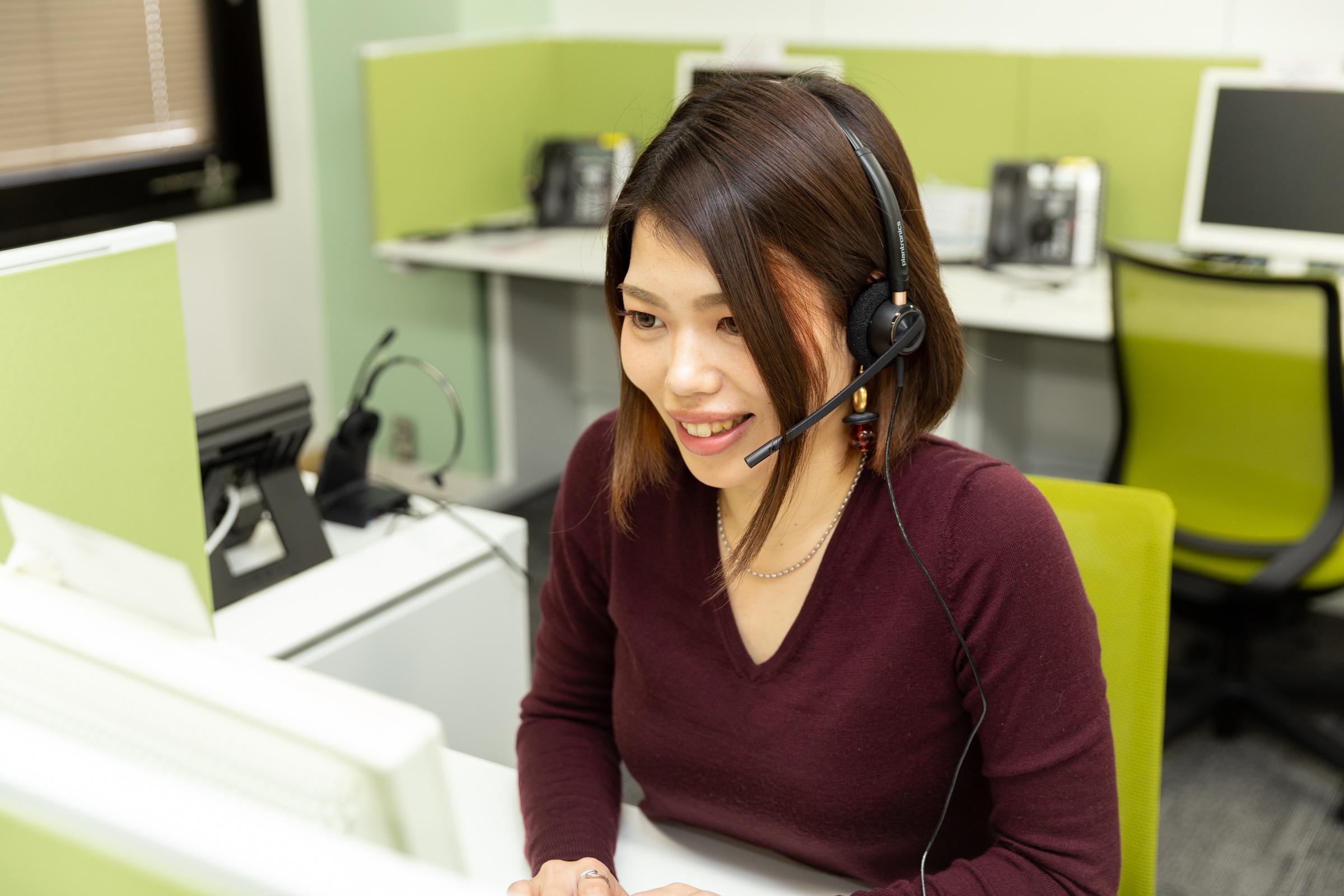 マンション設備の点検に関する電話対応