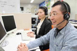 シニア歓迎 午後から勤務も可能 はがき作成ソフトのサポート窓口業務(受信)札幌FM22211