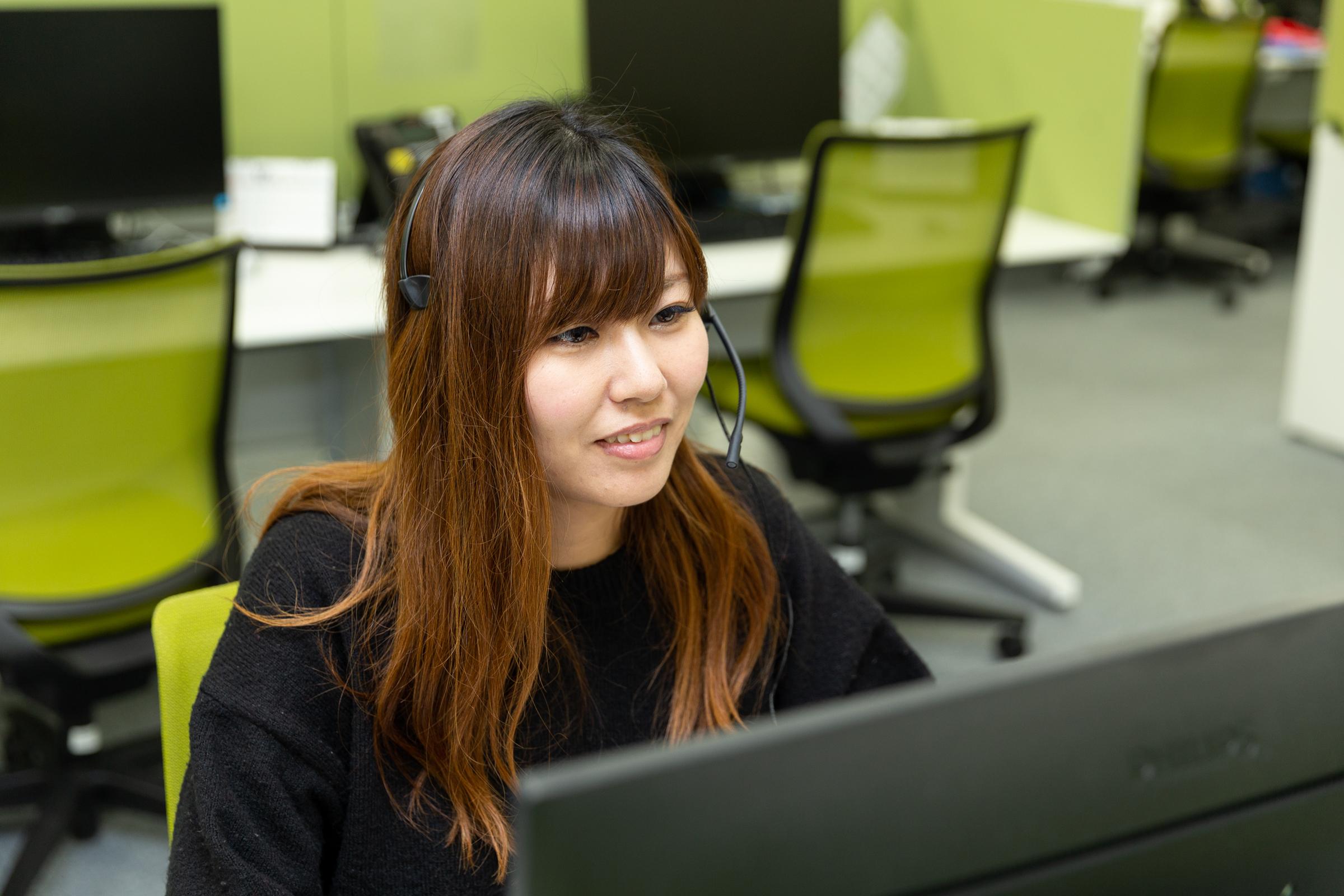 転職サービスに関するアドバイザーのサポート業務