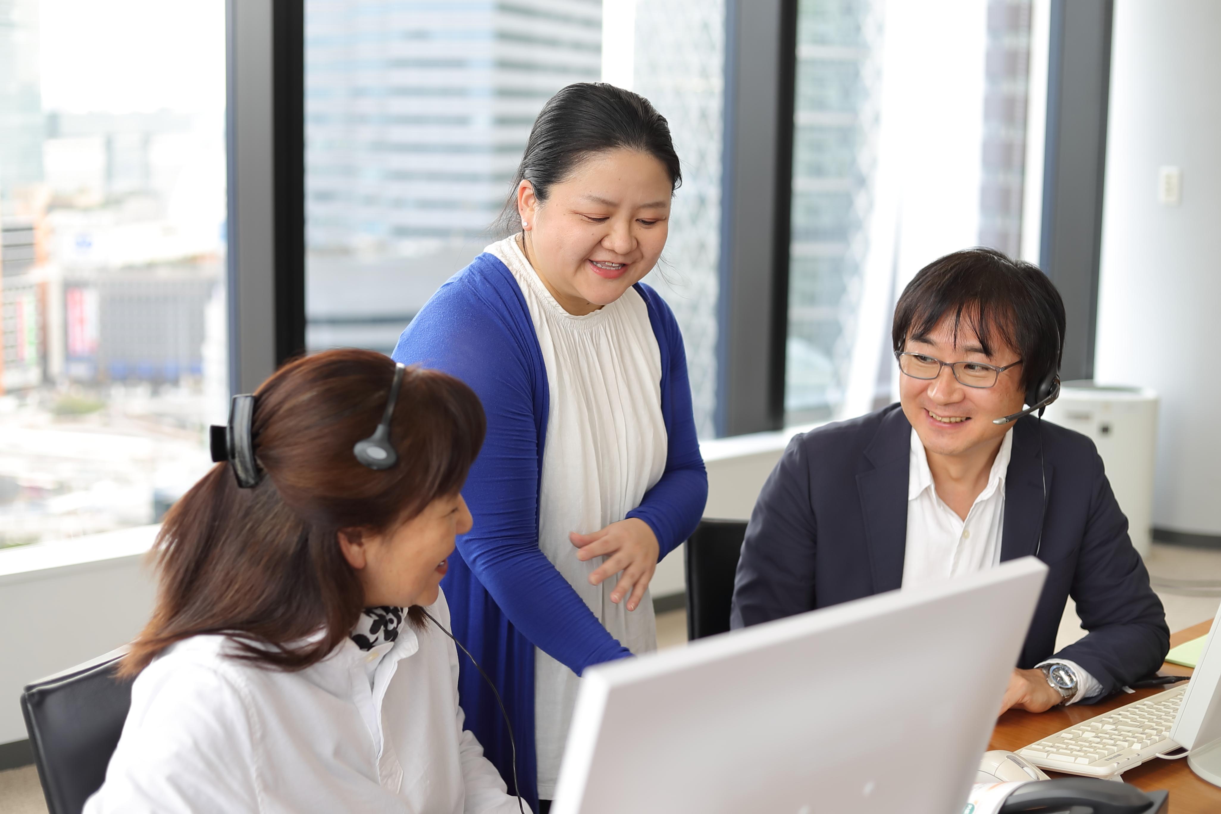 進研ゼミの活用方法ご提案業務 発信