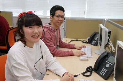 複数シフトで働きやすい 土日祝休み ENEOSカード会社お客様センターのお仕事(受信) 札幌TF22391