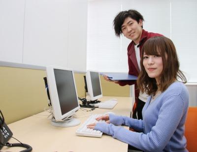 Wワーク・週3日~OK 転職希望者への簡易面談業務(発信・入力) 札幌RC22392