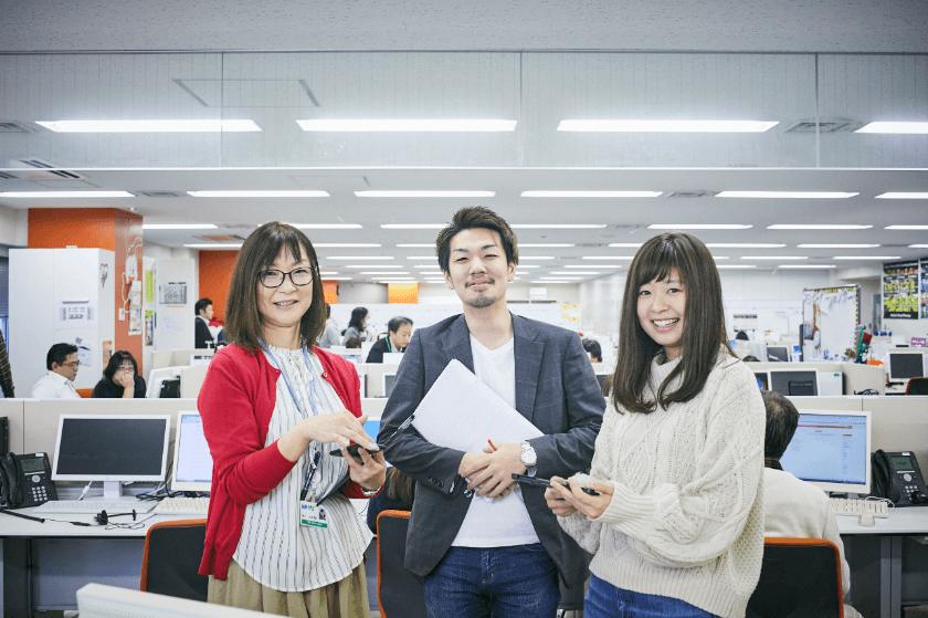 福岡県のアルバイトならコールセンター!6つのおすすめポイント
