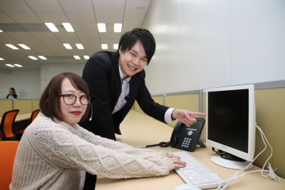 履歴書不要 即日入社OK 進研ゼミのお問合せ受付(受信) 札幌B22577