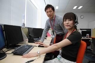 即日入社OK  大手クレジットカード 紛失等の夜間休日受付業務(受信) 札幌JC22885