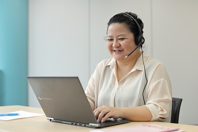 フルタイム大歓迎 生命保険コールセンター問合せ対応 受信