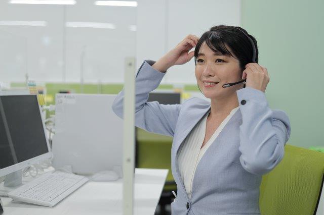 平日のみ 国内大手損害保険のBtoBインサイドセールス業務 発信