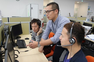 Wワーク先でお探しの方必見 固定曜日の週3~OK 求職者のカウンセリング設定業務(発信)札幌PC23185
