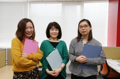 主婦(夫)の方必見 高時給 転職希望者の各種サポート業務(事務)  札幌RT23101